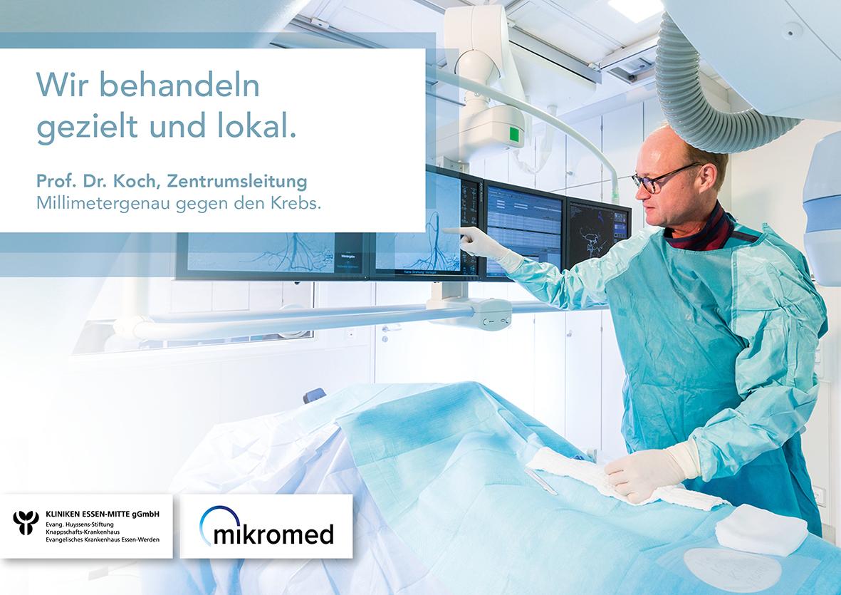 Prof. Dr. Koch - mikromed Essen