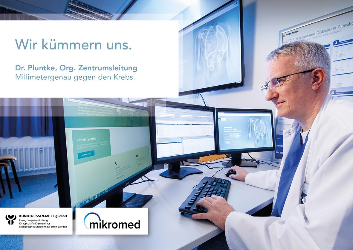 Dr. Pluntke - mikromed Essen